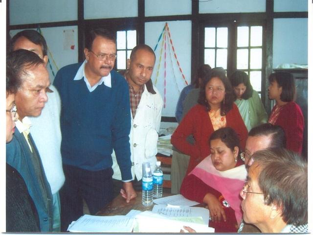 Lok Adalat held at Shillong