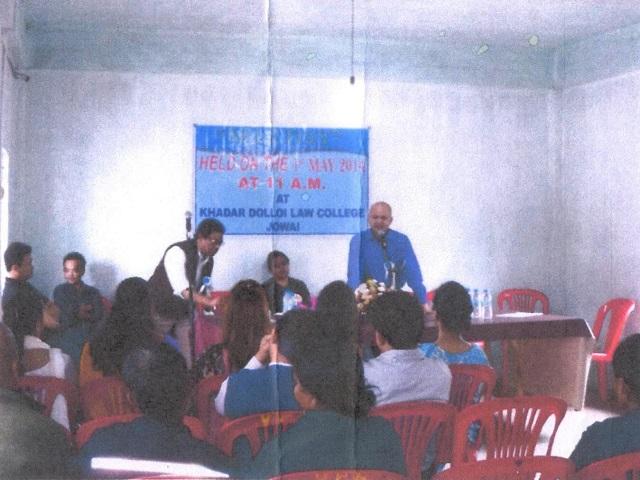 Khadar Dolloi Law college