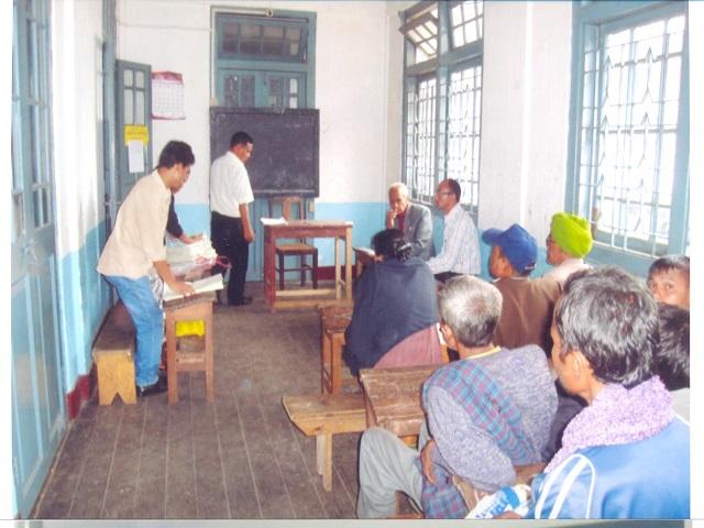 Lok Adalat held at Jowai