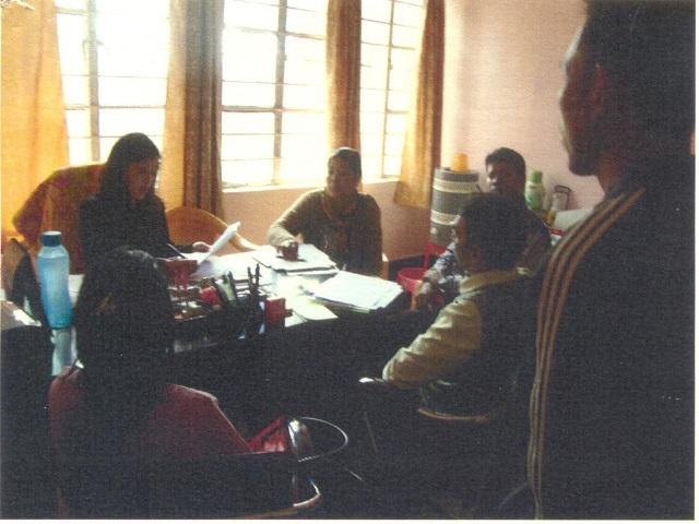 National Lok adalat Organised by MSLSA