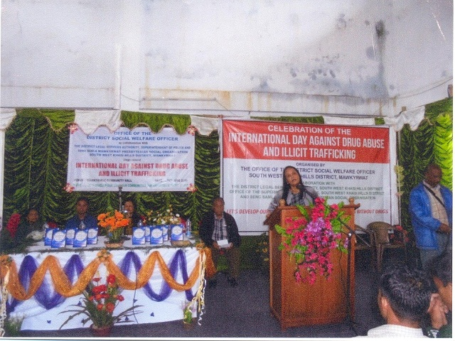 International Day Against Drug Abuse & Illicit Trafficking