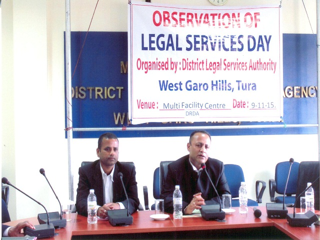 Observation of Legal Services Day
