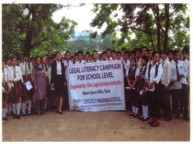 Legal Literacy Campaign