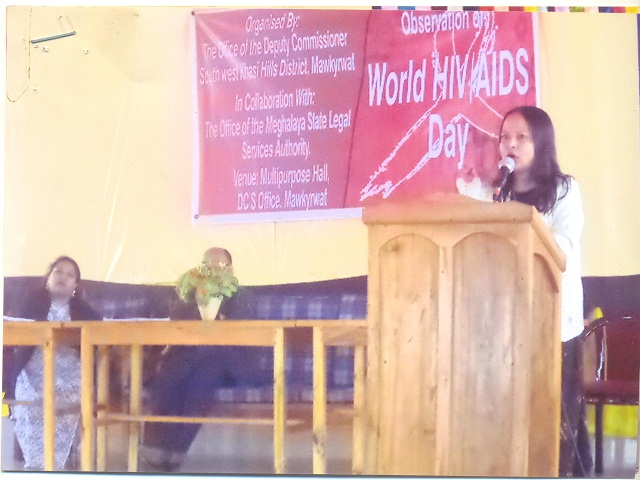 World HIV AIDS Day held at DC