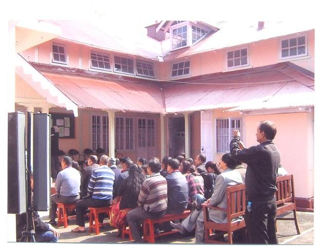 National Lok Adalat at D&SJ Office Shillong