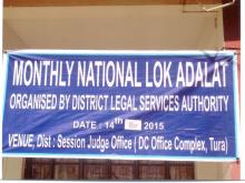Monthly National Lok Adalat, MGNREGS and Land Acquisition1