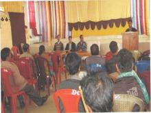National Lok Adalat held at D.C, Mawkyrawat-1