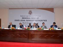 Regional Meet of State Legal Services Authorities of North-Eastern Region -1