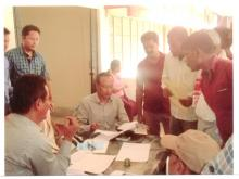 Monthly National Lok Adalat, MGNREGS and Land Acquisition2
