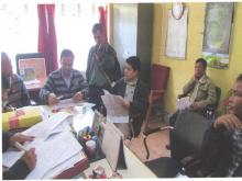 National Lok Adalat held at D.C, Mawkyrawat-2