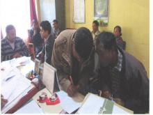 National Lok Adalat held at D.C, Mawkyrawat-3